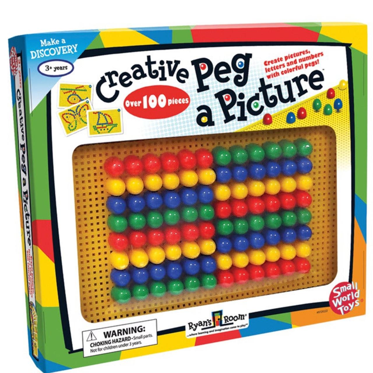 CREATIVE PEG A PICTURE