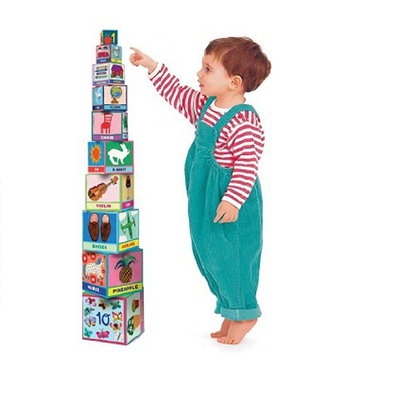 FIRST WORDS TOT TOWER
