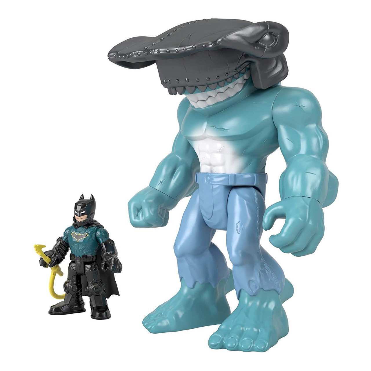 BATMAN & KING SHARK