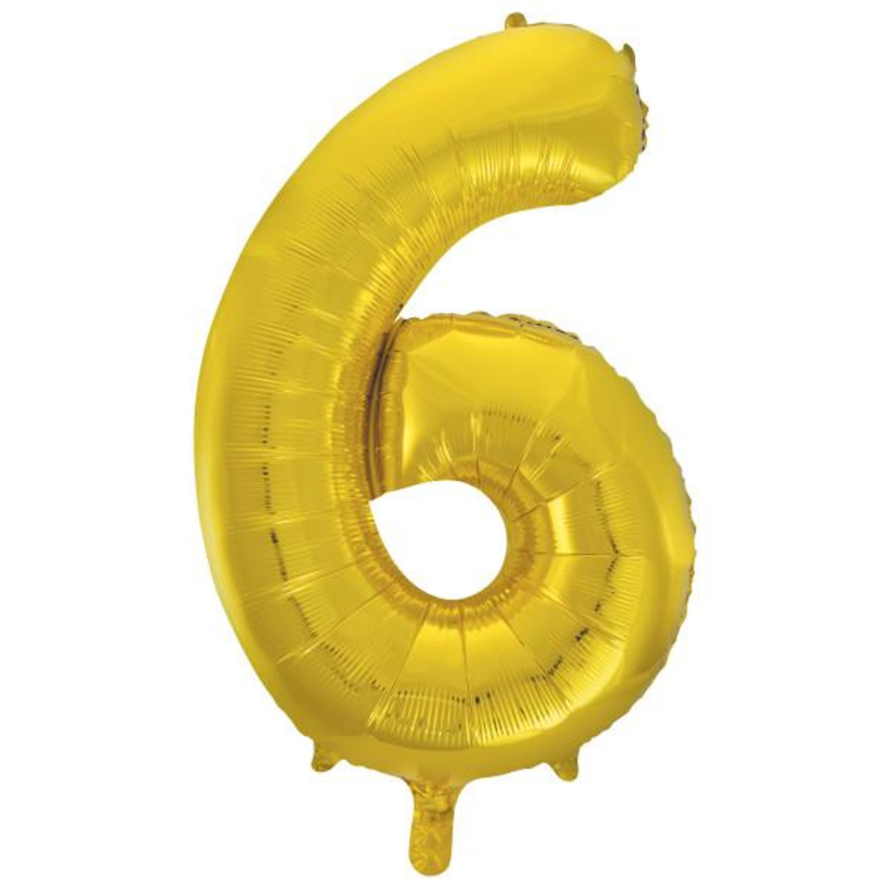 NUMBER 6 GOLD 34 INCHES