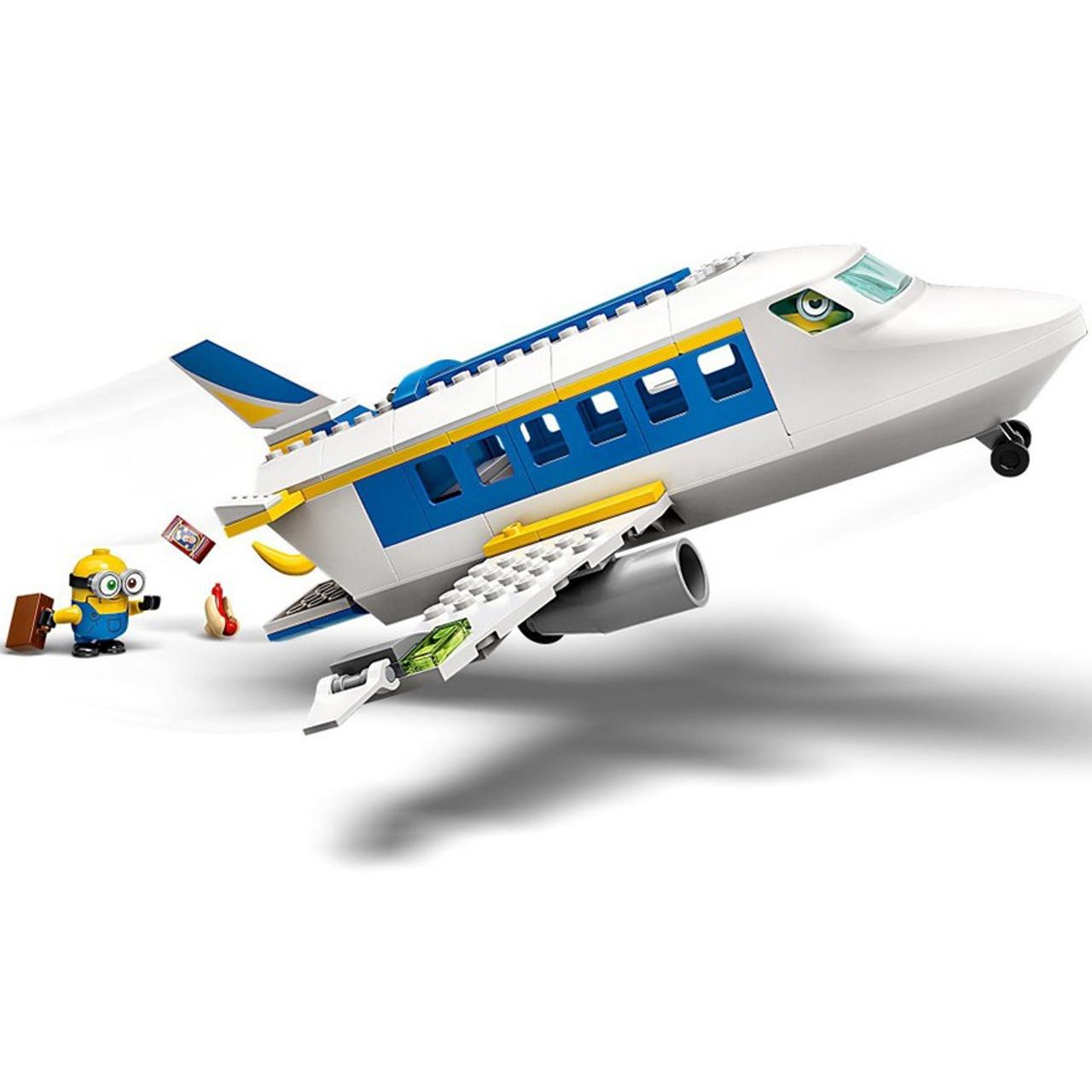 MINION PILOT IN TRAINING