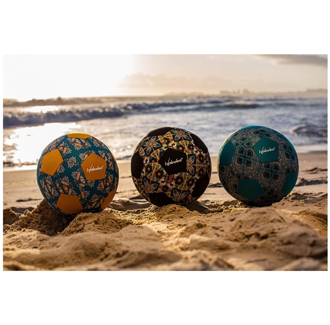 WABOBA MINI BEACH SOCCER BALL