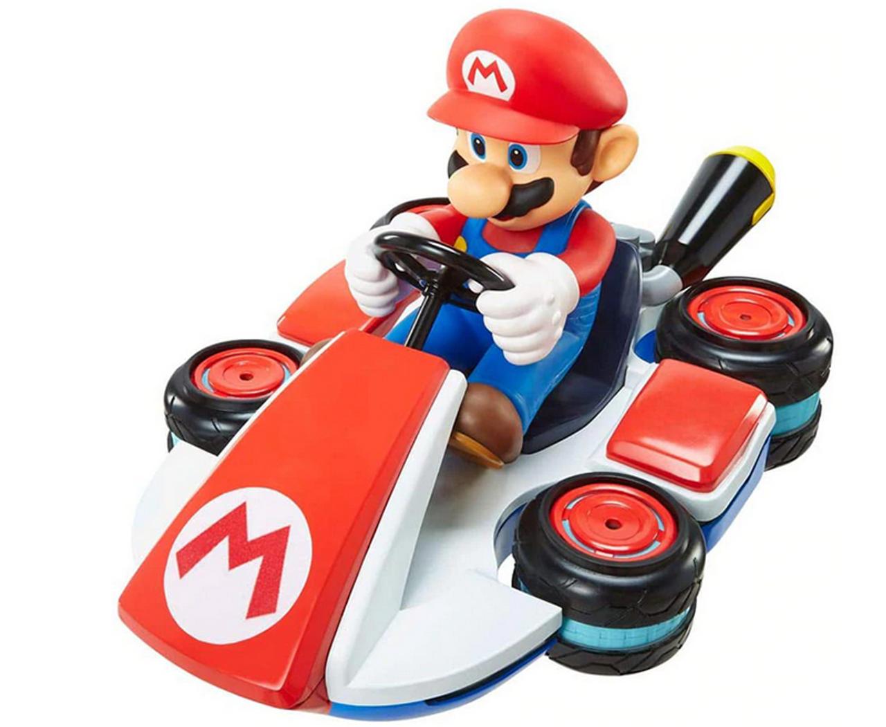 MARIO MINI ANTI-GRAVITY R/C RACER