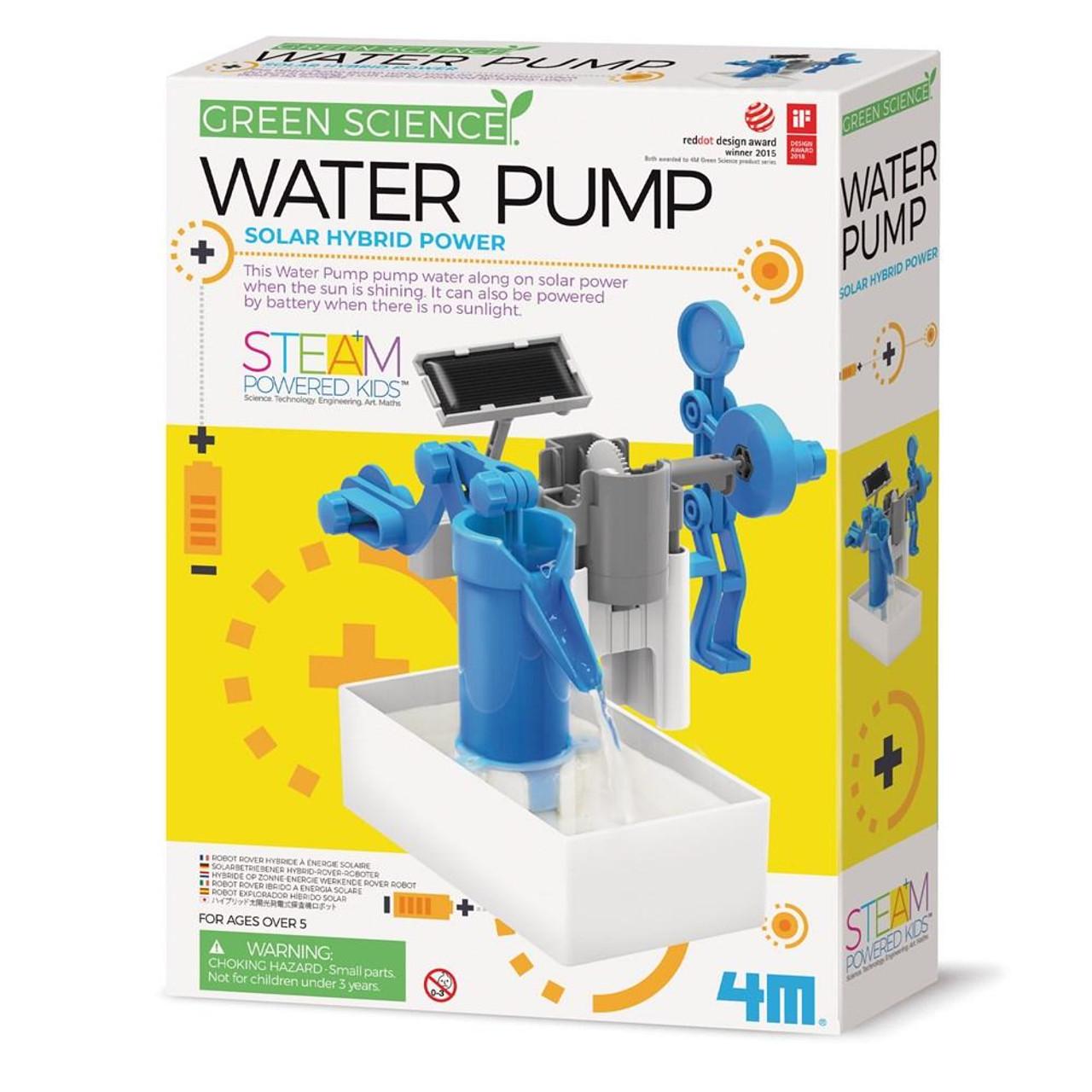 GREEN SCIENCE WATER PUMP