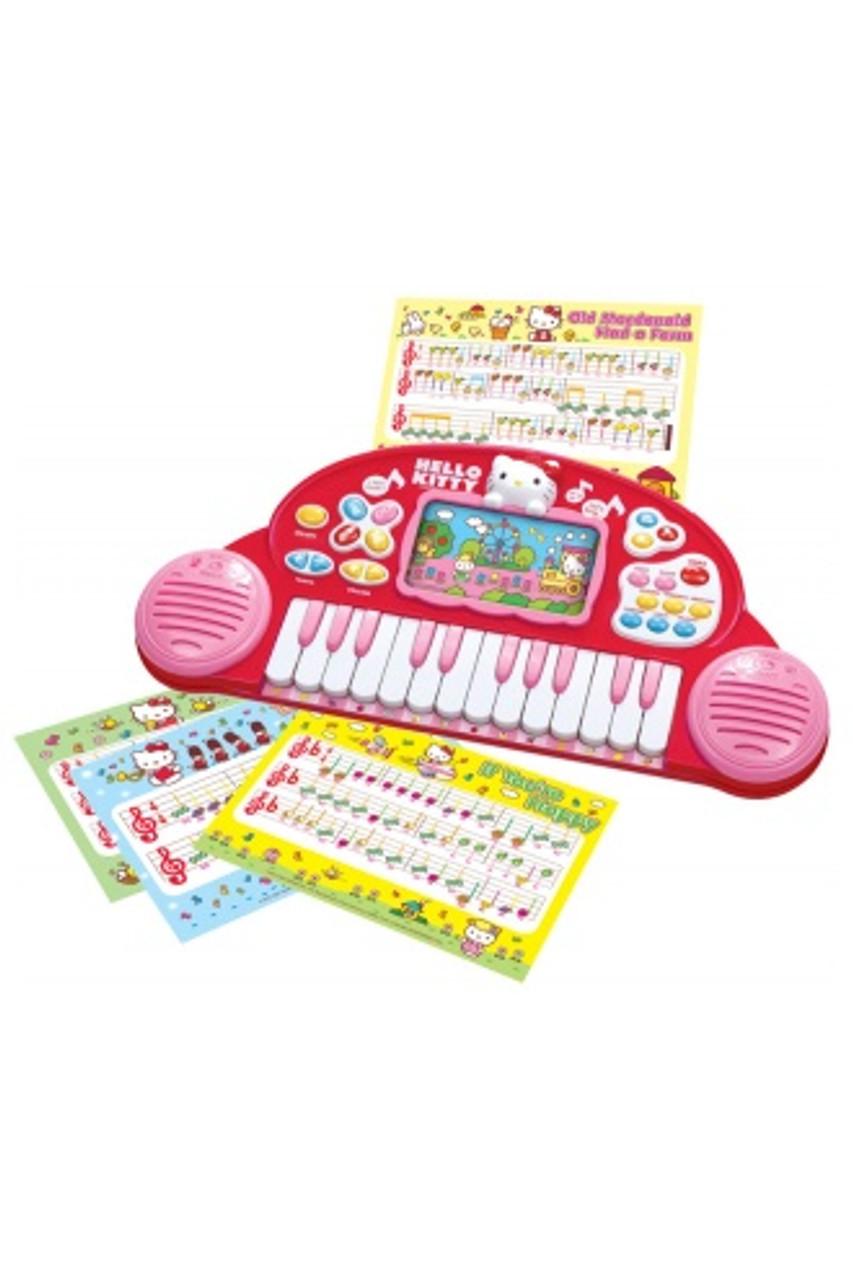 HELLO KITTY ELECTRONIC PIANO