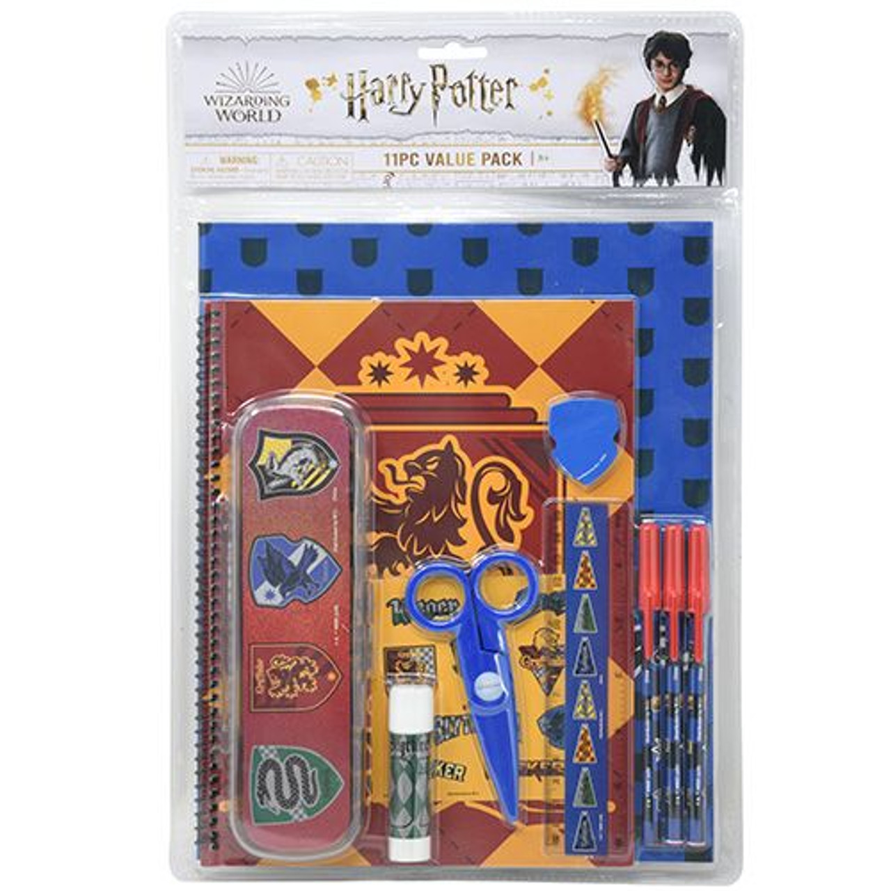 HARRY POTTER 11PC VALUE PACK