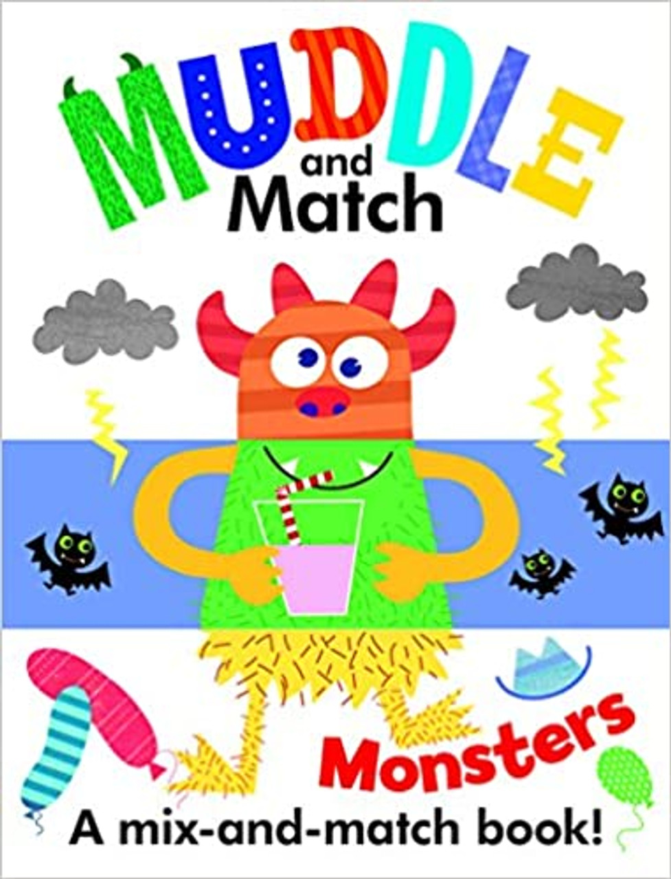 MUDDLE AND MATCH MONSTERS BB