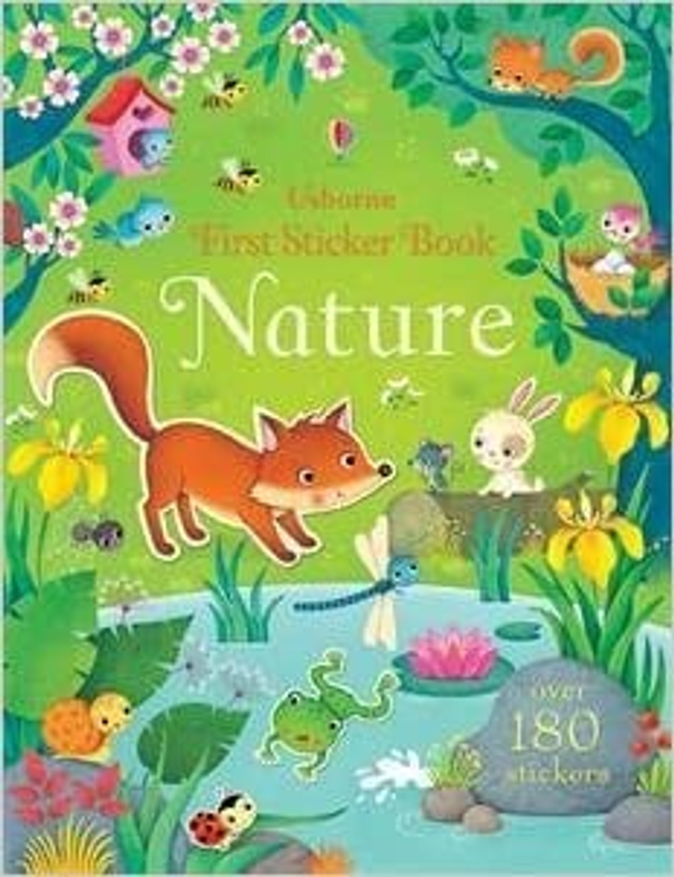 NATURE FIRST STICKER BOOK