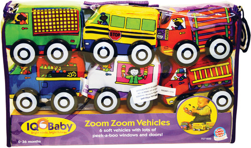 ZOOM ZOOM VEHICLES