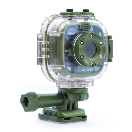 KIDIZOOM ACTION CAM, CAMOUFLAGE