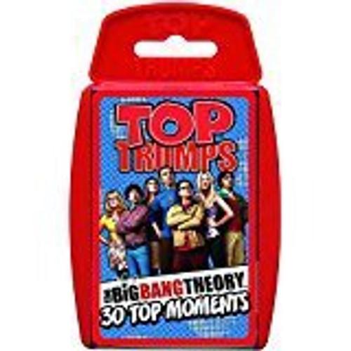 TOP TRUMPS BIG BANG THEORY