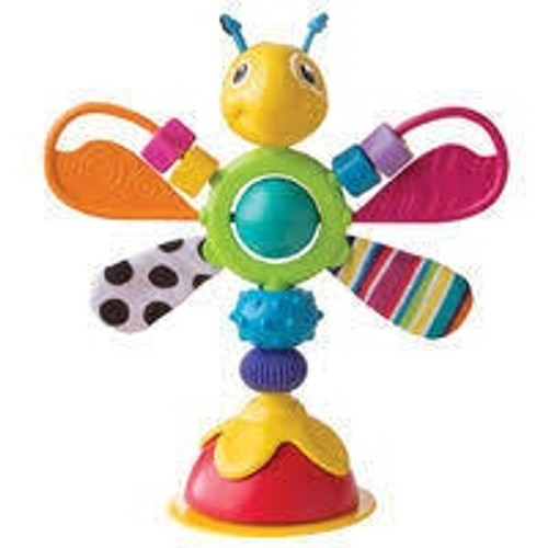 FREDDIE THE FIREFLY HIGH CHAIR TOY