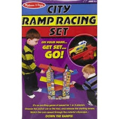 CITY RAMP RACING SET