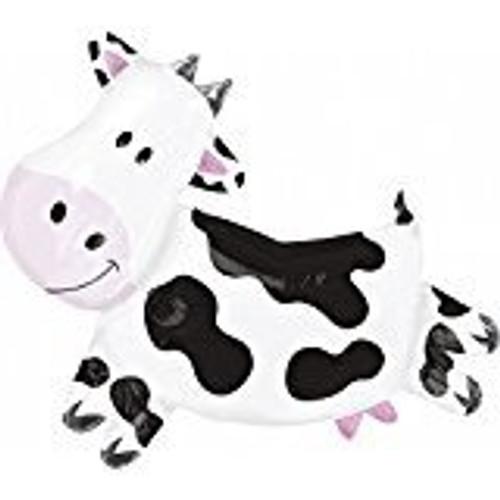 SUPERSHAPE COW FOIL BALLOON