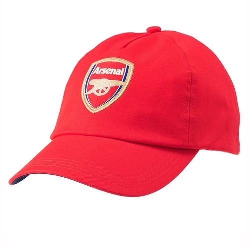 ARSENAL F.C. CAP RED