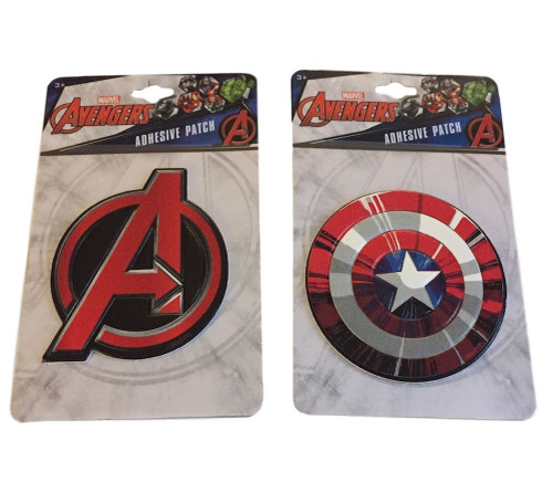 AVENGERS ADHESIVE PATCH