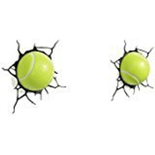 3D DECO LIGHT TENNIS BALL