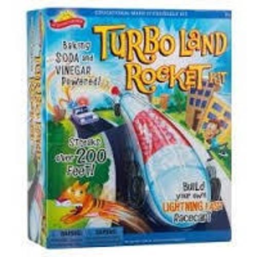 TURBO LAND ROCKET KIT