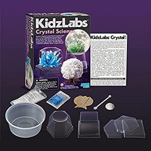 KIDZLABS CRYSTAL SCIENCE