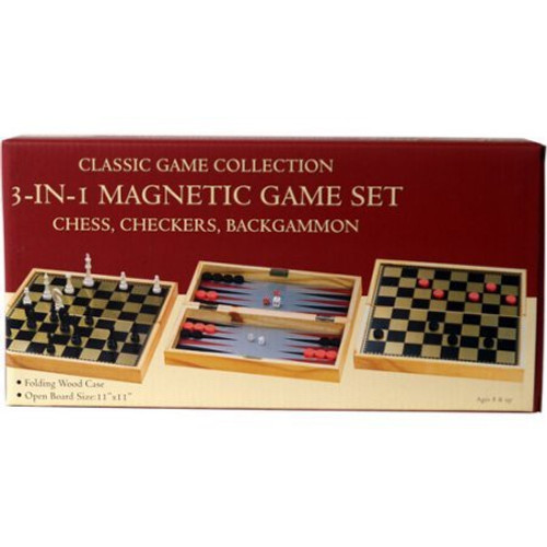 MAGNETIC TRAVEL 3 IN 1 COMBO