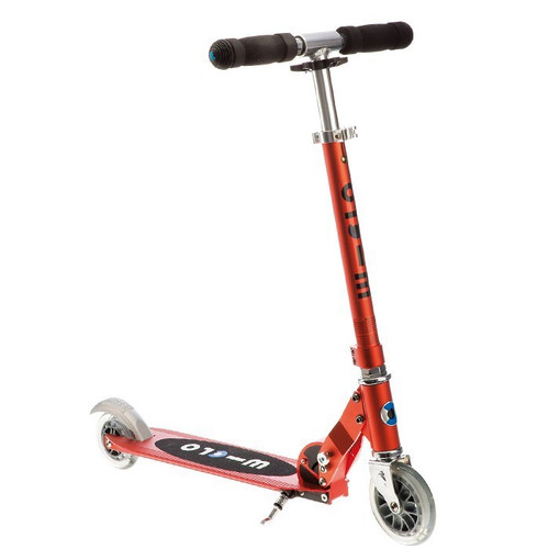 MICRO SPRITE SCOOTER RED