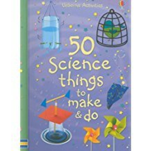 50 SCIENCE THINGS TO MAKE & DO (HB)