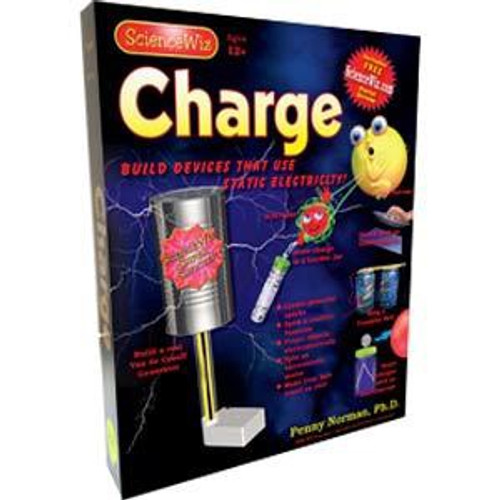 SCIENCE WIZ CHARGE