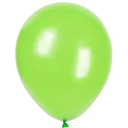 15 CT BALLOON LIME GREEN