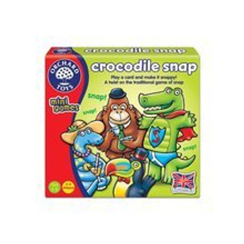 CROCODILE SNAP MINI GAMES