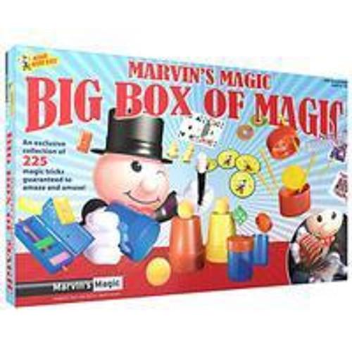 MARVIN'S MAGIC BIG BOX OF MAGIC