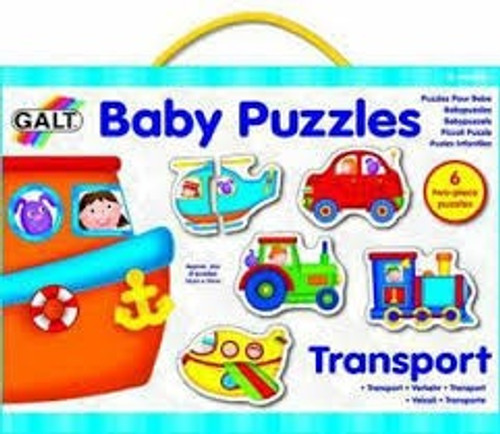 BABY PUZZLES TRANSPORT