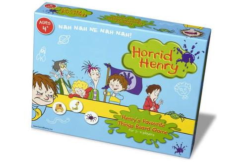 HORRID HENRY GAME