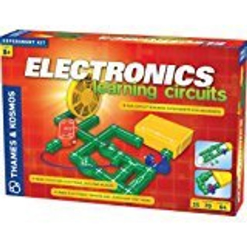 ELECTRONICS LEARNING CIRCUITS