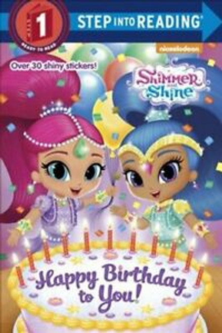 SHIMMER AND SHINE HAPPY BIRTHDAY TO YOU! LV1 (PB)