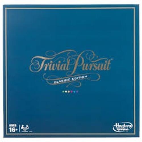 TRIVIAL PURSUIT CLASSIC