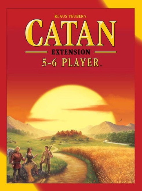 SETTLERS OF CATAN 5/6 PLAYER G