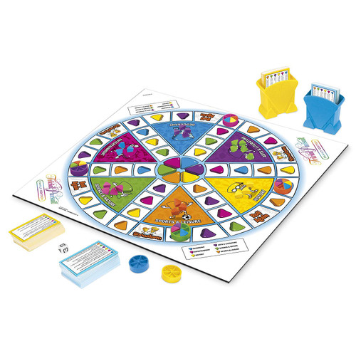 TRIVIAL PURSUIT FAMILY EDITION US