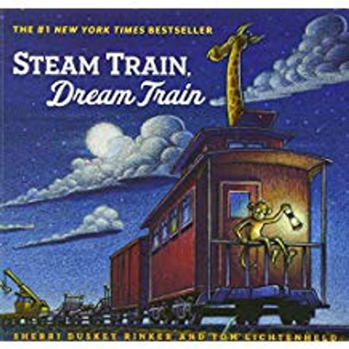 STEAM TRAIN, DREAM TRAIN (BB)