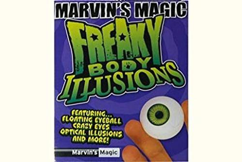 MARVIN'S MAGIC FREAKY BOBY PART EYE