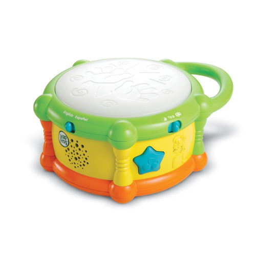 LEAP FROG LEARN & GROOVE COLOR PLAY DRUM
