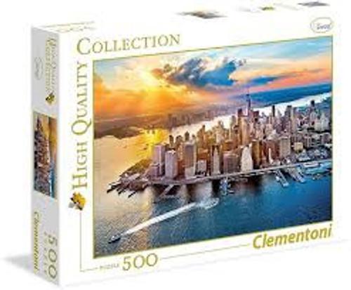 500 PC PUZZLE NEW YORK