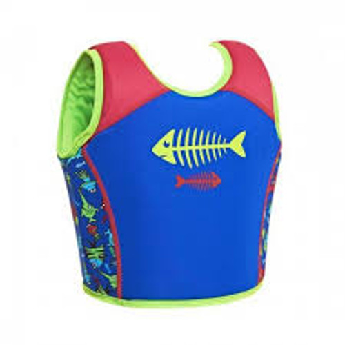 SEE SAW SWIMSURE JACKET BLUE 2-3 YEARS