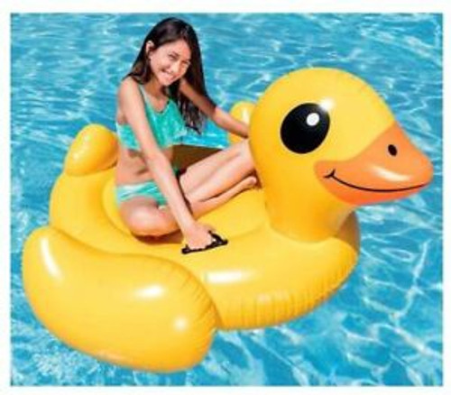 DUCK RIDE-ON