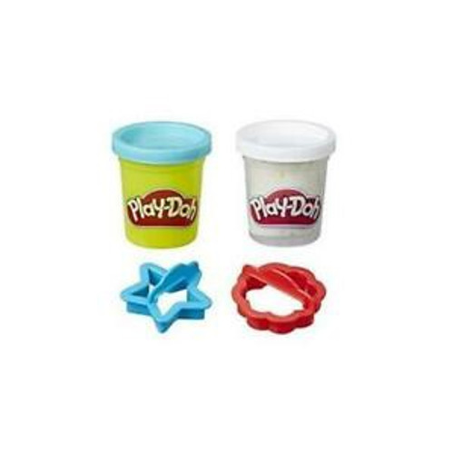 PLAY-DOH COOKIE CANISTER PLAY FOOD SET