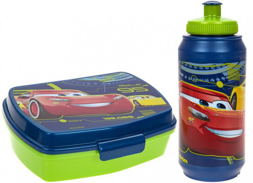 CARS 3 SANDWICH BOX SET