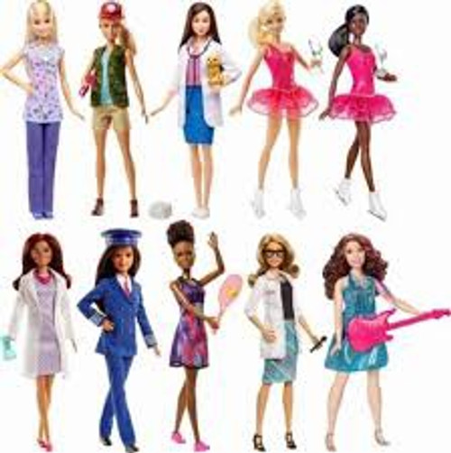 BARBIE YOU CAN BE ANYTHING DOLL