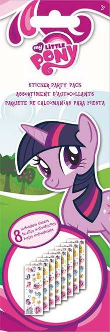 MLP STICKER PARTY PACK