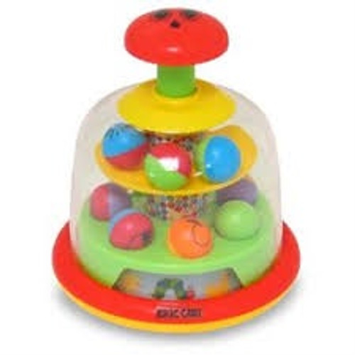 ERIC CARLE SPINNING POPPER
