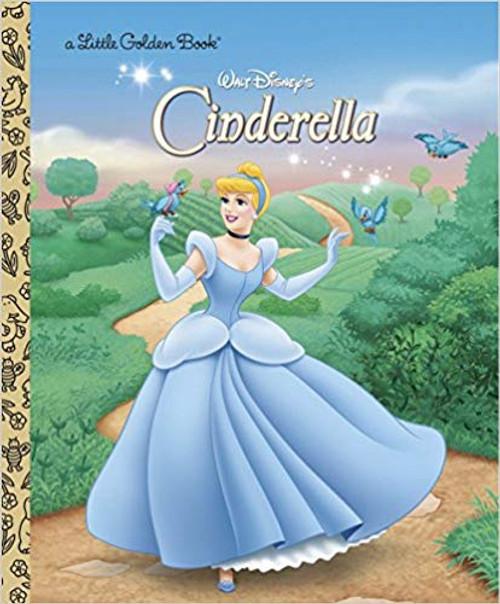 CINDERELLA LITTLE GOLDEN BOOK (HB)