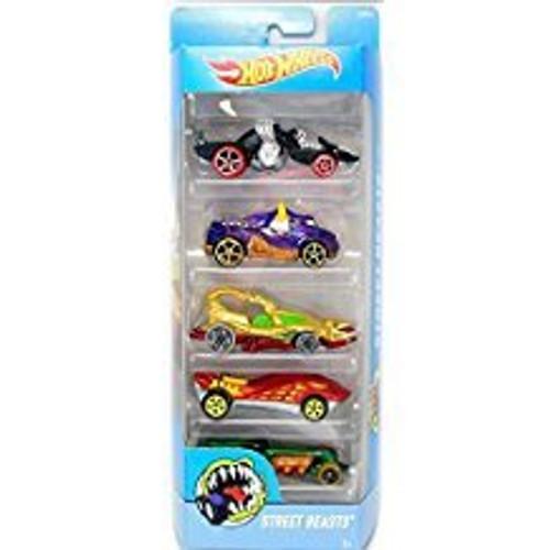5 CAR GIFT PACK ASST